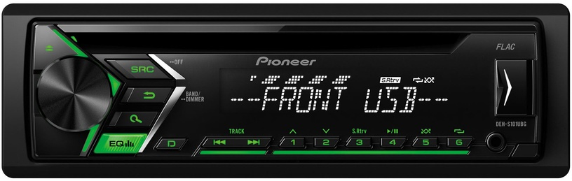 Pioneer DEH-S101UBG