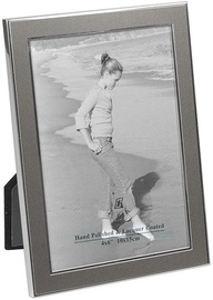 Poldom Photo Frame 10x15cm Silver