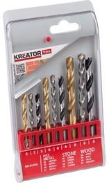 Kreator Drill Set 5-8mm 9PCS