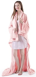 Sega DecoKing Lazy, rozā, 170x200 cm