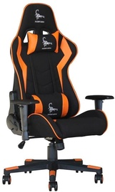 Gembird Scorpion Gaming Chair Black/Orange