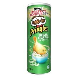 Traškučiai Pringles Cinema, 165 g