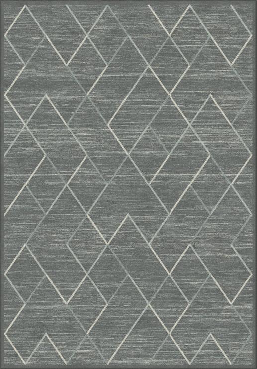 Ковер Verbatex New Venus 9883/232330, серый/многоцветный, 250x200 см