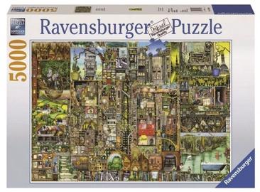 Ravensburger Puzzle Bizzare Town 5000pcs