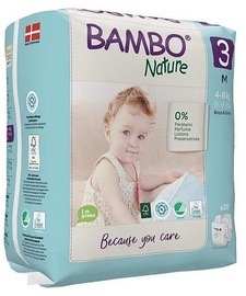 Bambo Nature Classic Diapers S3 28