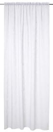 Штора Cello Signe, 130x240 см, белая, 2 шт.