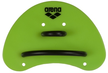Arena Elite Finger Paddle Small Green