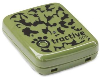Dzīvnieku izsekošanas ierīce Tractive Hunters Edition Green
