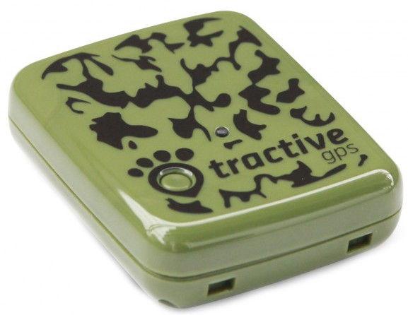 Устройство слежения за животными Tractive Hunters Edition Green