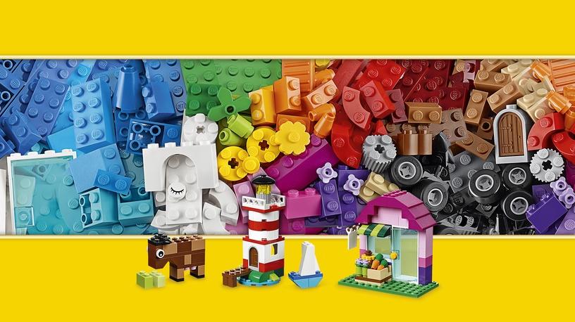 Lego Classic klotsikast 10692, 221 tk