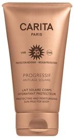 Carita Progressif Protecting And Moisturising Sun Milk For Body SPF20 150ml