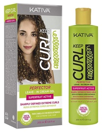 Kativa Keep Curl Perfector Leave-in Cream Gel 200ml