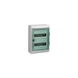 Virštinkinė automatinių jungiklių dėžutė Schneider, 24 modulių