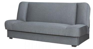 Dīvāngulta Bodzio Bajka S1 Gray, 196 x 90 x 92 cm