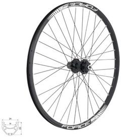 Force Basic Disc 32H Rear Wheel 559x19mm + Rear Hub