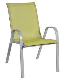 Home4you Dublin Garden Chair Green