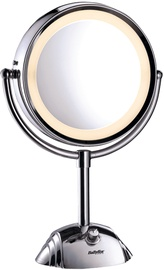 Peegel Babyliss Luminous Mirror Double-Sided, valgustusega, teisaldatav