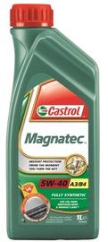 Motoreļļa Castrol Magnatec A3/B4 5W - 40, sintētiskais, vieglajam auto, 1 l
