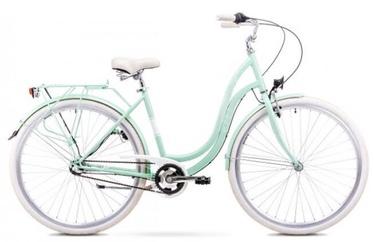 """Jalgratas Romet Angel, roheline, 19"""", 28"""""""