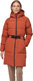 Audimas Puffer Down Coat With Membrane Auburn M
