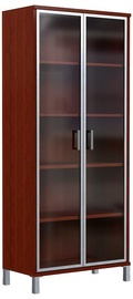 Skyland Born Office Cabinet B 430.8 90х45х205.4cm Burgundy