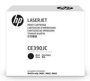 HP Toner Cartridge CE390J Black