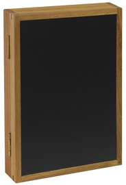 Home4you Key Cabinet With Whiteboard Mondeo Oak 19941