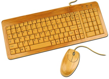 Gembird EG-KBM-001 Bamboo