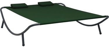Lamamistool VLX Outdoor Lounge Bed 313530, roheline