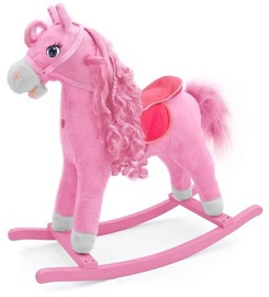Milly Mally Princess Rocking Horse Pink