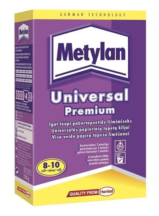 Līme Metylan Universal Premium Wallpaper Glue 250g