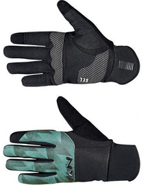 Northwave Power 3 Gel Pad Gloves Black/Turquoise M