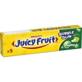 Kramtomoji guma Juicy fruit obuolių skonio, 35 g
