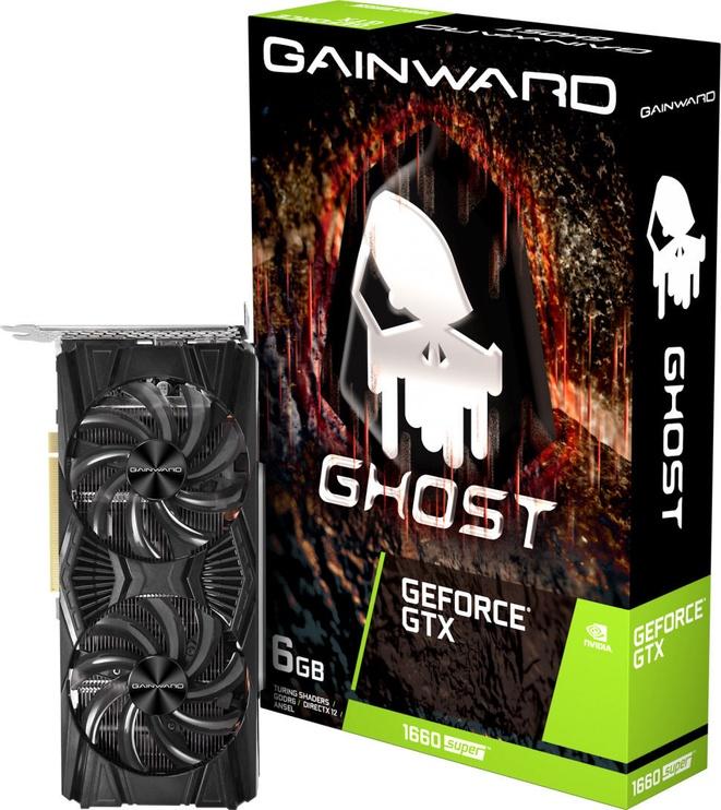 Gainward GeForce GTX 1660 Super Ghost 6GB GDDR6 PCIE 471056224-1402