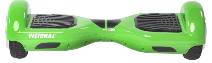Visional Hoverboard 6.5'' With Bluetooth Green