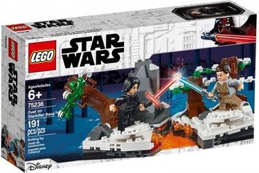 Конструктор LEGO Star Wars Duel On Starkiller Base 75236 75236, 191 шт.
