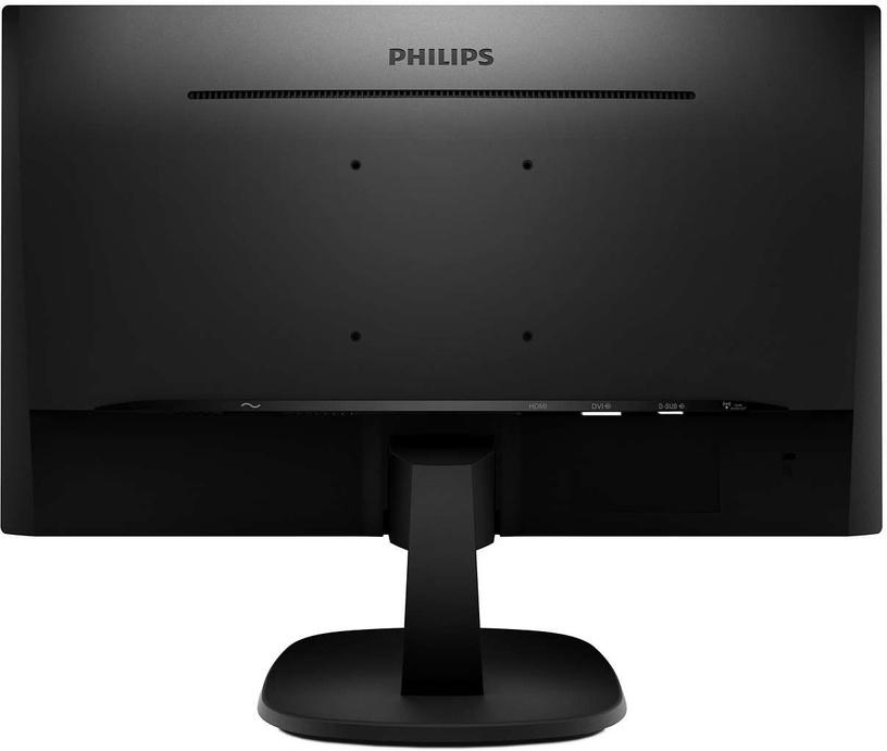 """Monitorius Philips 243V7QDSB/00, 23.8"""", 5 ms"""