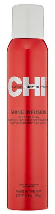 Plaukų purškiklis Farouk Systems CHI Shine Infusion Hair Shine, 150 g