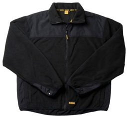 DeWALT DWC9-001 Technical Fleece Jacket XL