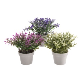Dirbtinis augalas, 13 cm