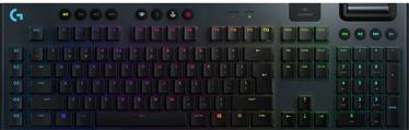 Žaidimų klaviatūra Logitech G915 EN/RU, belaidė