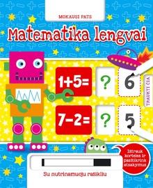 Knyga Matematika lengvai. Mokausi pats