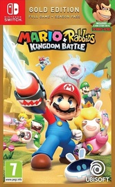 Nintendo Switch mäng Mario + Rabbids Kingdom Battle Gold Edition SWITCH