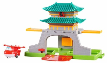 Auldey Super Wings Package Delivery Playset