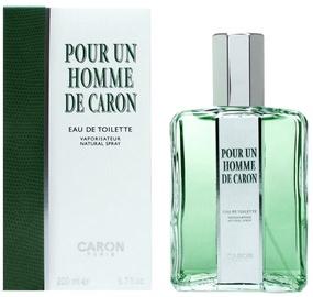 Tualetes ūdens Caron Pour Un Homme de Caron 200ml EDT