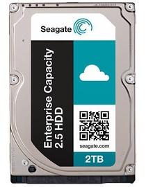 Seagate Enterprise Capacity 2.5 2TB 7200RPM SAS 128MB ST2000NX0253