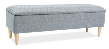 Signal Meble Azurro Pouf Grey
