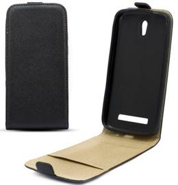 Telone Shine Pocket Slim Flip Case HTC One M8 Black
