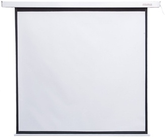 4World Electric Display for Projector 244x183cm w/Switch