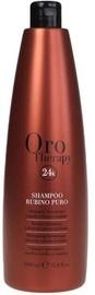 Fanola Oro Therapy Rubino Shampoo For Colored Hair 1000ml